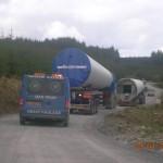 Transporte Torres, Irlanda