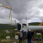 Montaje Rotor, Irlanda