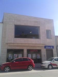 Edificio Allianz Seguros, Toledo